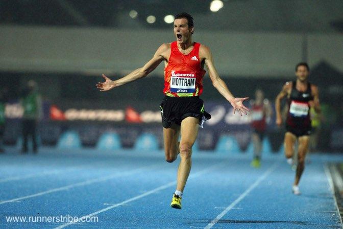 Craig Mottram, Melbourne Track Classic 2012