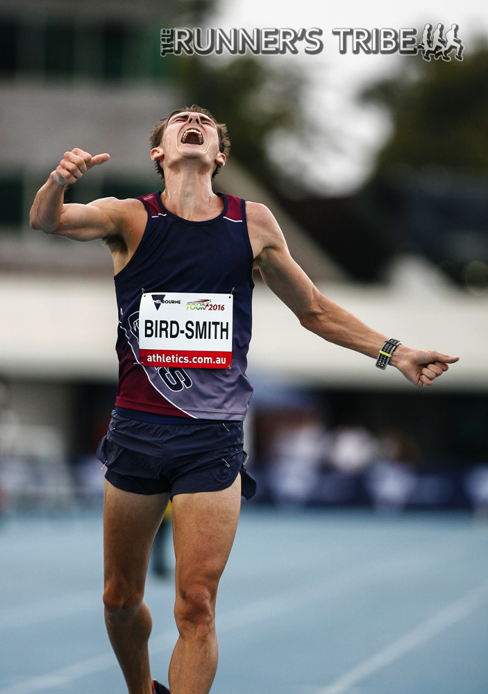 Watch out Rio - Dane Bird-Smith is ready to medal at the Olympics!