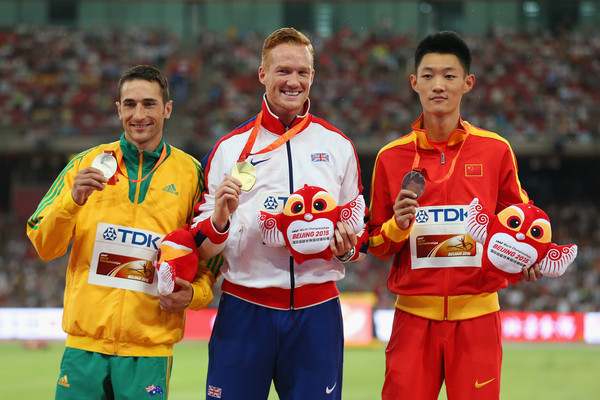 Lapierre's biggest challenge in Rio could again be in the form of Greg Rutherford.