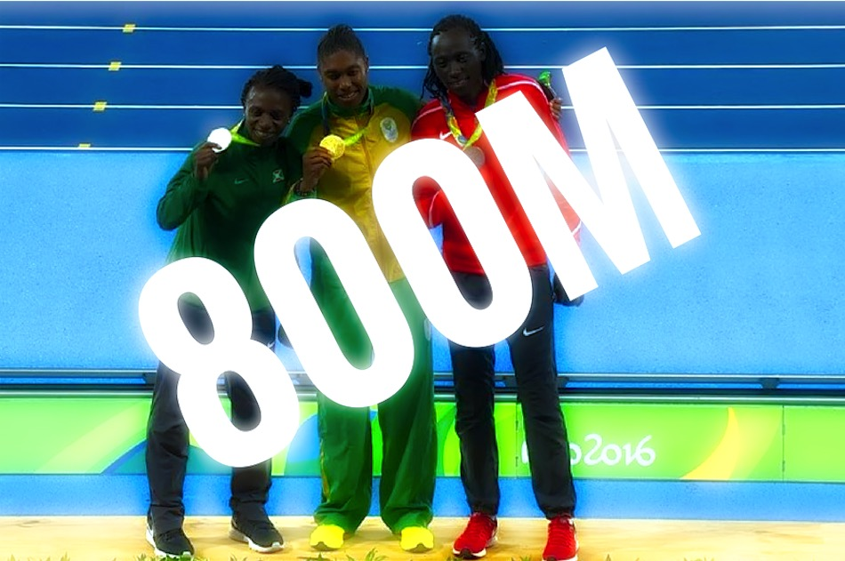 Read the Women's 800m Olympic Recap