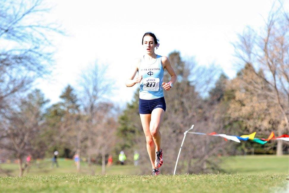 Leanne Pompeani: NJCAA Cross Country Nationals - 2015