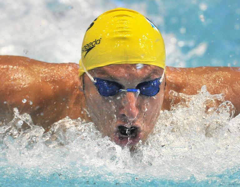 Ian Thorpe: Australian swimming great