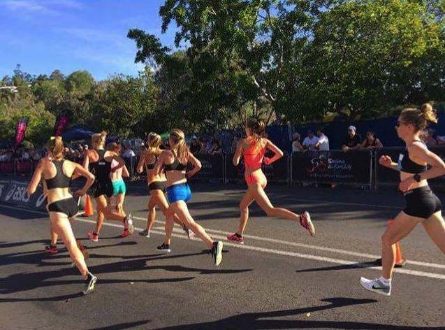 Racing in the 2016 NOOSA - BOLT