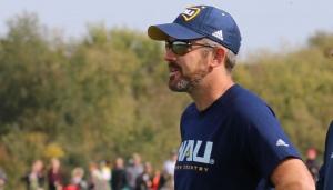 NAUs coach Eric Heins: Photo courtesy of http://www.nauathletics.com/
