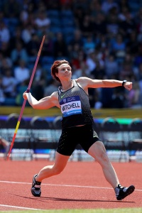 Kathryn Mitchell had an outstanding year on the Diamond League circuit in 2016