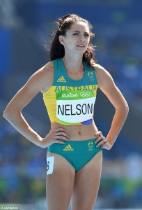 Elle Nelson - our no.1 sprinter of 2016