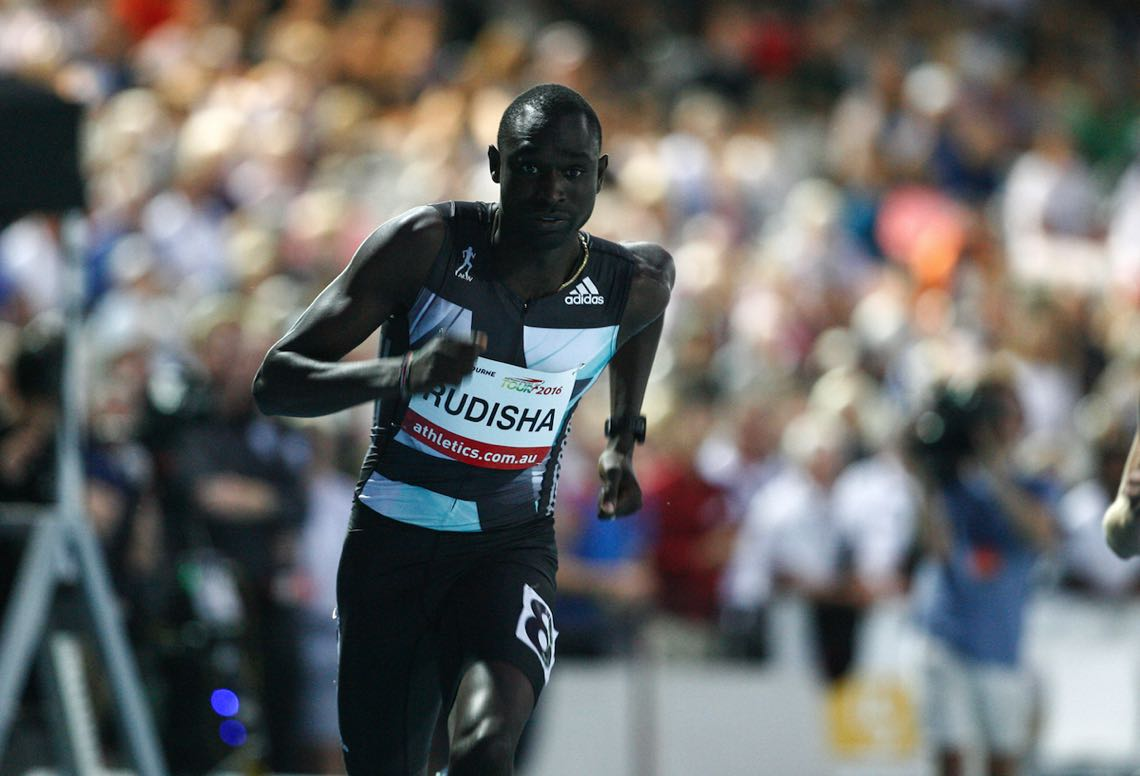 Double world and Olympic champion David Rudisha withdraws from World Champs - Runnerstribe