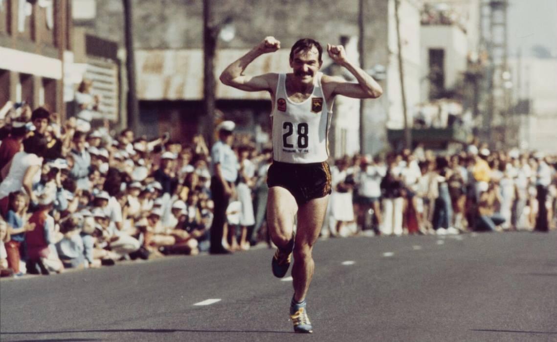 australian marathon record holder