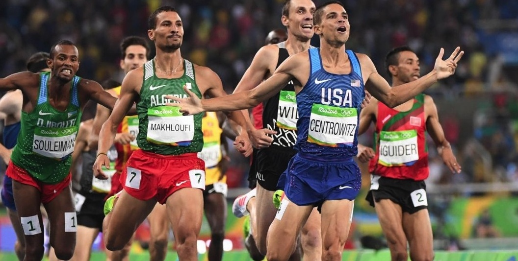 f76410bb296b Olympic 1500 metres champion Matthew Centrowitz to race in NZ ...