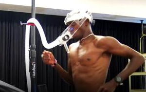 Mo Farah doing hypoxic Intermittent Training & Altitude Training Talk with Dr Philo Saunders - Runneru0027s Tribe