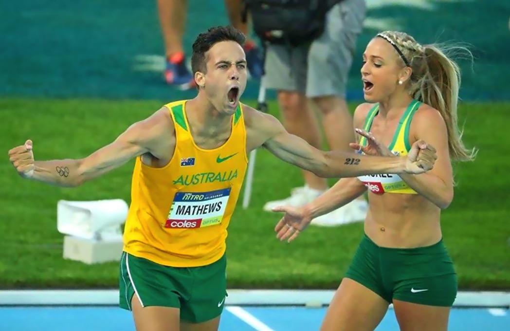 Coles Nitro Athletics