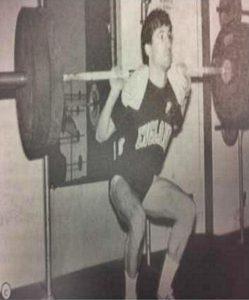 Seb Coe Strength Training