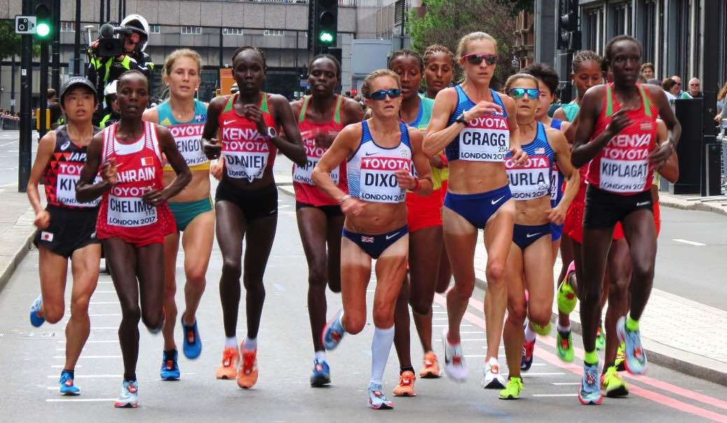 Trengove delivers best ever result by Australian woman at London 2017 marathon - Runner's Tribe