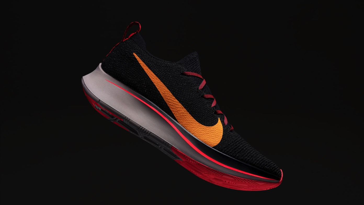"7ee43caa4 The Zoom Fly FK (let s just call is the Zoom Fly 2) is a shoe built for  speed. According to Nike the shoe is ""one of the world s fastest"