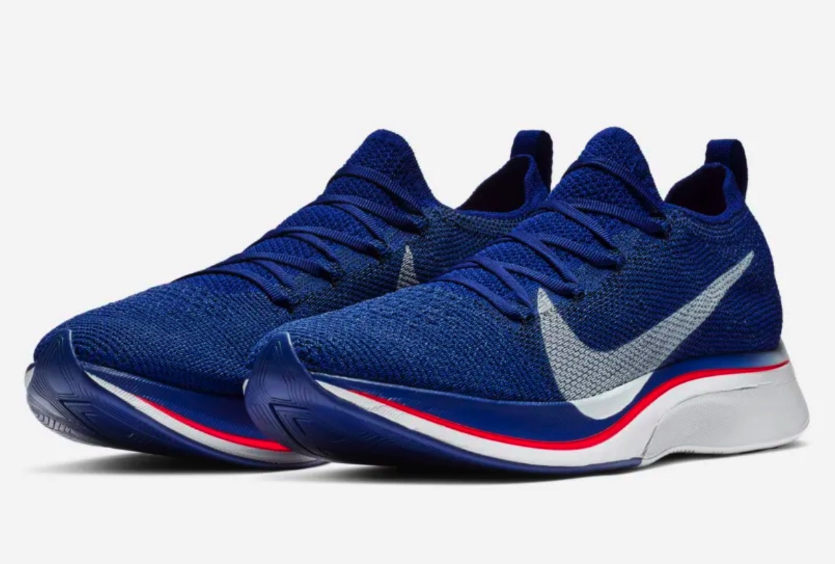 Running Shoe Reviews: Nike Vaporfly 4% FlyKnit - Runner's Tribe