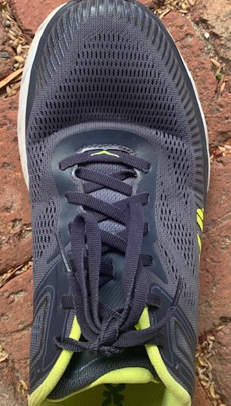Hoka Bondi 7 Toe Box