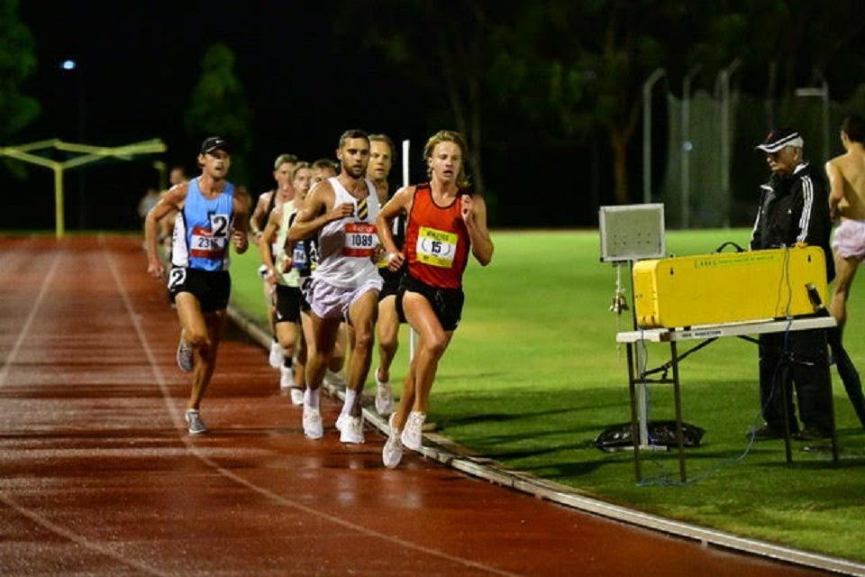 Ed Goddard NSW 10000m Championships 2020