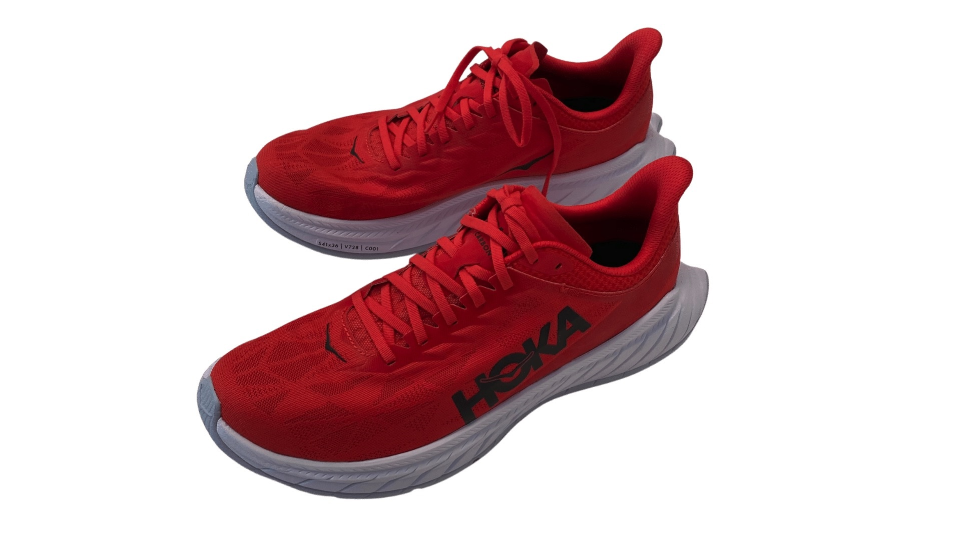 WOMEN/'S HOKA ONE CARBON X     !!BRAND NEW ! RUNNING SHOES ! WITHOUT BOX
